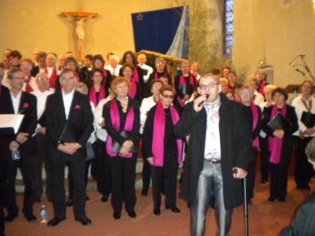 Concert Allégria et Mélodie d'Automne du 15 janvier 2012