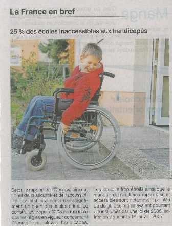 2015-03-04 Ouest France - écoles inaccessibles - Copie.jpg