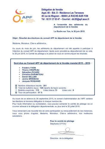 Courrier aux adhérents - Résultats CAPFD.jpg