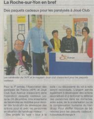 2014-11-05 Article Ouest France paquets cadeaux.jpg