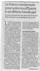 La France condamnée pour manque de soins web.jpg