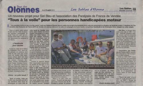 2012-08-09 Journal des Sables-Tous à la Voile.JPG